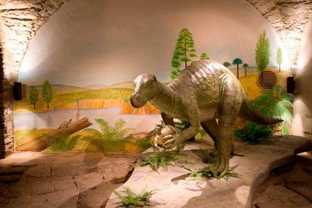 Iguanodon Knochenfunde