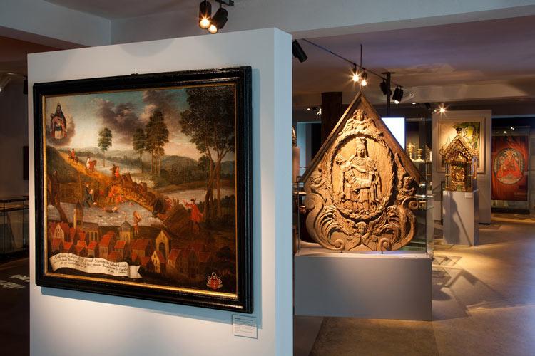 Religiöse Kunst in Westfalen