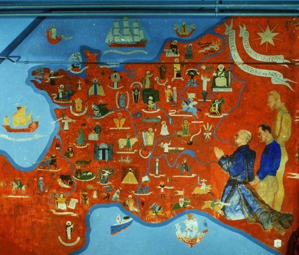 Franzkapellesoest_frankreichkarte